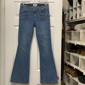 Paige brand flare jeans